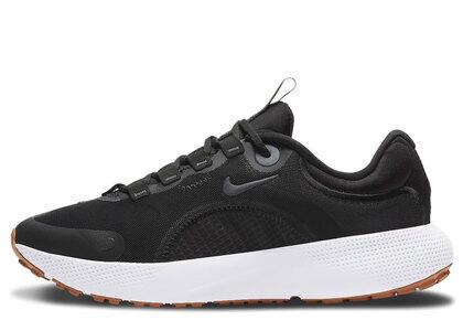 Nike React Escape Run Black/Smoke Grey Womensの写真