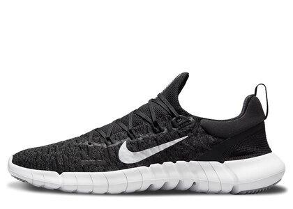 Nike Free Run 5.0 Black/Dark Smoke Grey Womensの写真