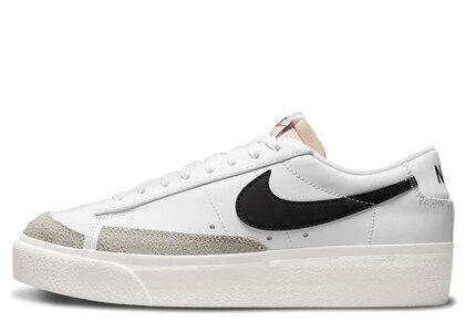 Nike Blazer Low '77 Platform White Black Womensの写真