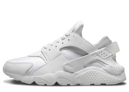 Nike Air Huarache White/Pure Platinumの写真
