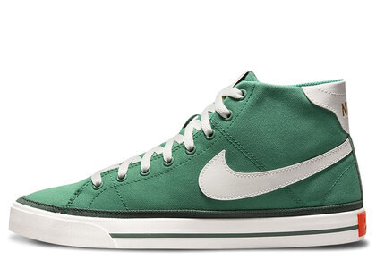 Nike Court Legacy Canvas First Use/Green Noiseの写真