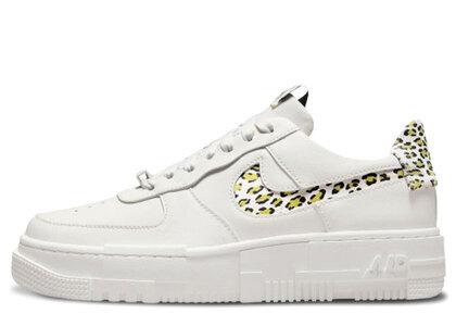 Nike Air Force 1 Low Pixel White/Leopard Womensの写真