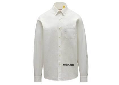 Fragment × Moncler Shirt Whiteの写真
