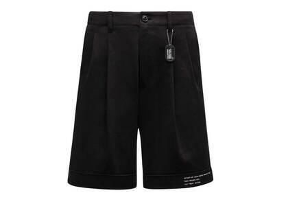 Fragment × Moncler Half Pants Blackの写真