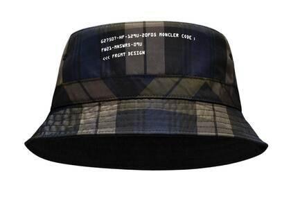 Fragment × Moncler Hat Navyの写真