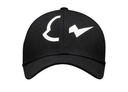 Fragment × Moncler Baseball Cap Blackの写真