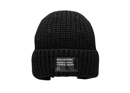 Fragment × Moncler Knit Cap Blackの写真