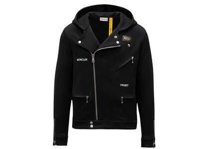 Fragment × Moncler Hoodie Jacket Blackの写真