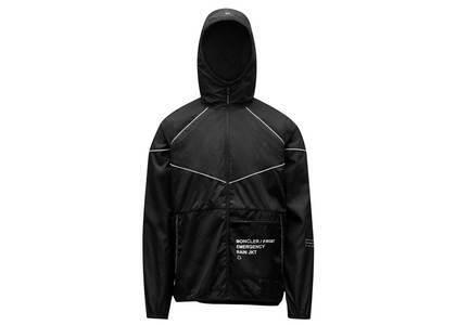 Fragment × Moncler Hunor Jacket Blackの写真