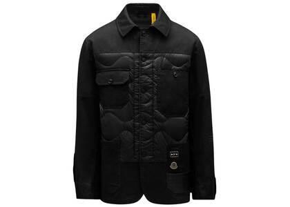 Fragment × Moncler Achird Jacket Blackの写真