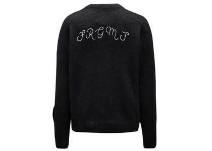 Fragment × Moncler Sweater Blackの写真