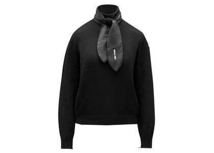 Fragment × Moncler Turtle Neck Sweater Black Womensの写真