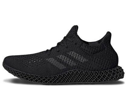 adidas 4D Futurecraft Triple Blackの写真