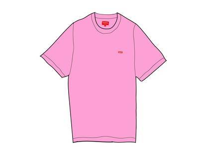 Supreme Small Box Tee (SS20) Pinkの写真