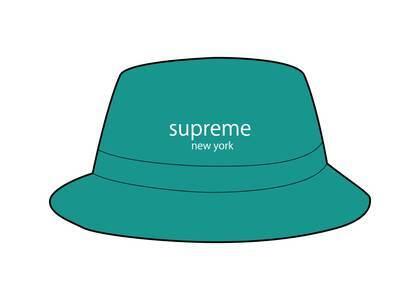 Supreme Classic Logo Terry Crusher Green (SS21)の写真