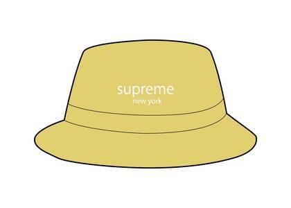 Supreme Classic Logo Terry Crusher Yellow (SS21)の写真