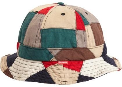 Supreme Patchwork Bell Hat Multiの写真