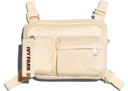 adidas Ivy Park Harness Bag Ecru Tint/Maroon (FW19)の写真