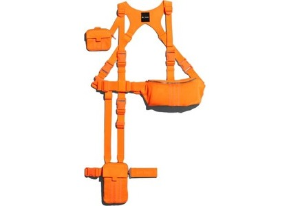 adidas Ivy Park Harness Bag Solar Orange (FW19)の写真