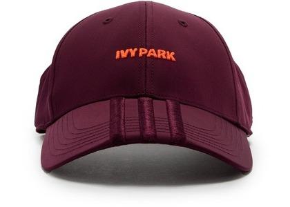 adidas Ivy Park Backless Cap Maroon/Solar Orange (FW19)の写真
