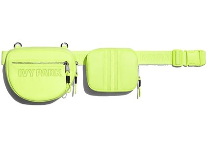 adidas Ivy Park Belt Bag Yellow Tint (FW20)の写真