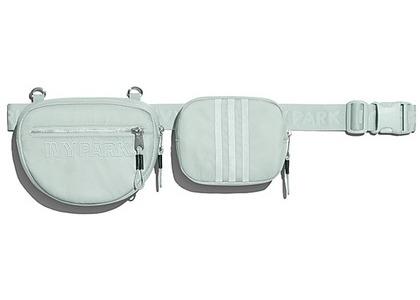 adidas Ivy Park Belt Bag Green Tint (FW20)の写真