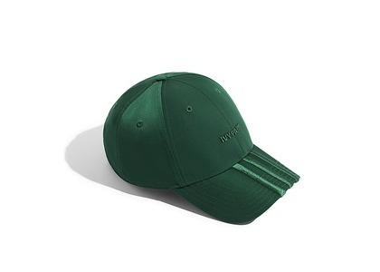 adidas Ivy Park Baseball Cap Dark Green (FW20)の写真