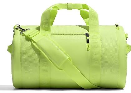 adidas Ivy Park Logo Duffel Bag Hi-Res Yellow (FW20)の写真