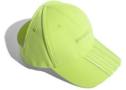 adidas Ivy Park Backless Cap Hi-Res Yellow (FW20)の写真