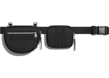 adidas Ivy Park Belt Bag Black (FW20)の写真