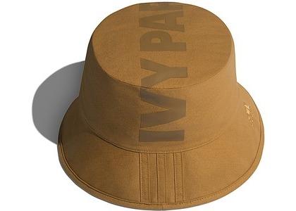 adidas Ivy Park Bucket Hat Mesa/Yellow Tint (FW20)の写真