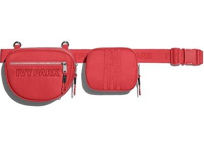 adidas Ivy Park Belt Bag Real Coral (FW20)の写真