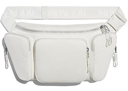 adidas Ivy Park Oversize Waist Bag Core White (SS21)の写真
