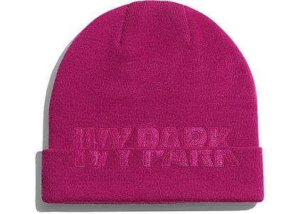 adidas Ivy Park Cut-Off Logo Beanie Bold Pink (SS21)の写真