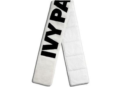 adidas Ivy Park Faux Fur Scarf White/Black (SS21)の写真