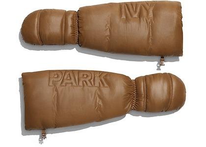 adidas Ivy Park Ski Gloves Wild Brown (SS21)の写真