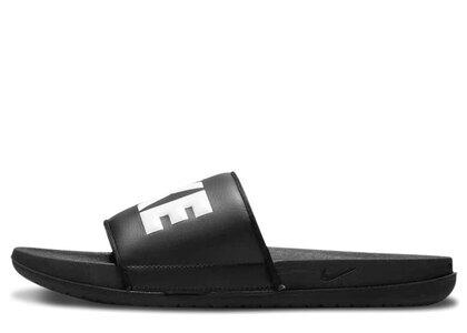 Nike Offcourt Slide Black Womensの写真