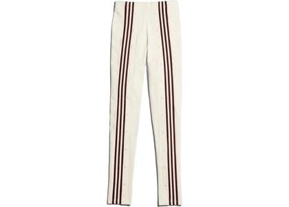 adidas Ivy Park Snap Track Pants Ecru Tint/Maroon (FW19)の写真