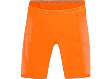 adidas Ivy Park Cycling Shorts Solar Orange/Semi Solar Orange (FW19)の写真
