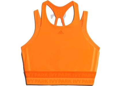 adidas Ivy Park Halter Bra Solar Orange/Semi Solar Orange (FW19)の写真
