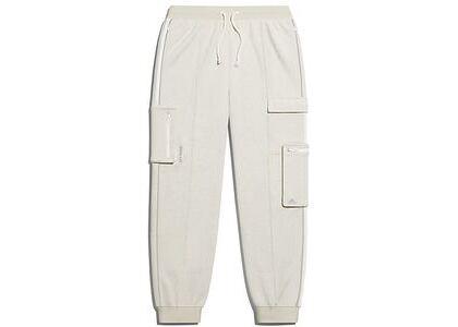 adidas Ivy Park Cargo Sweat Pants (All Gender) Cream Melange (SS21)の写真