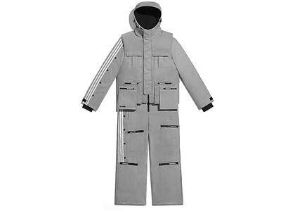 adidas Ivy Park Reflective FLight Suit (All Gender) Silver Metallic (SS21)の写真