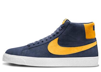 Nike SB Zoom Blazer Mid Midnight Navyの写真