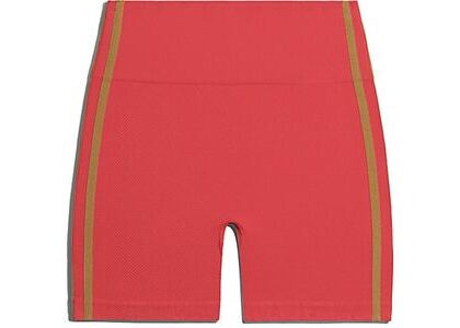 adidas Ivy Park High-Waisted Shorts Real Coral (FW20)の写真