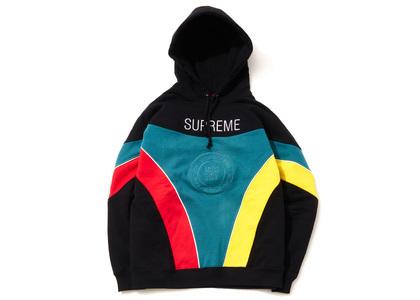 Supreme Milan Hooded Sweatshirt Blackの写真