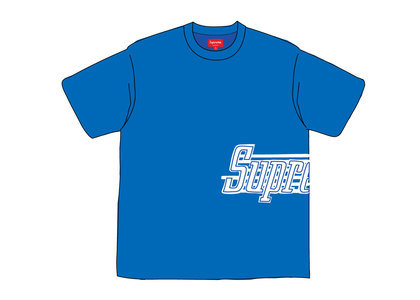 Supreme Side Logo S-S Top Royalの写真
