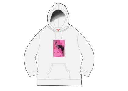 Supreme My Bloody Valentine Hooded Sweatshirt Ash Greyの写真