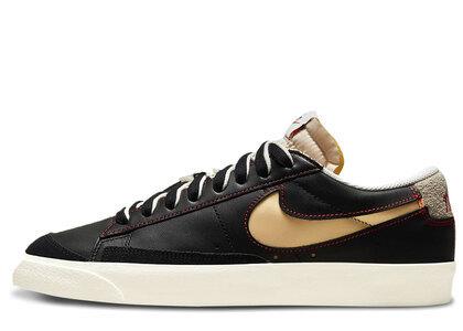 Nike Blezer Low '77 PRM Black/Stoneの写真