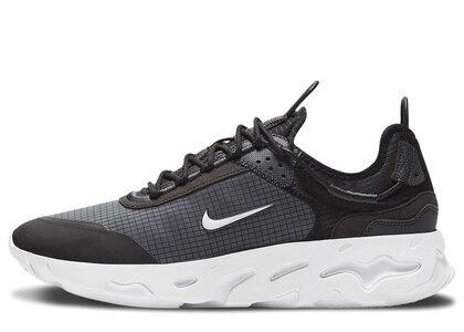 Nike React Live Black/Dark Smoke Greyの写真