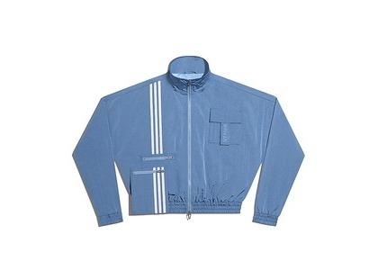 adidas Ivy Park Nylon Track Jacket (All Gender) Light Blue (SS21)の写真
